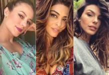 Paolla Oliveira, Juliana Paes e Isis Valverde (Reprodução/Instagram)