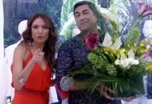 Patricia Poeta e Zeca Camargo (Reprodução/TV Globo)