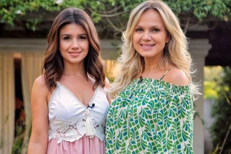 Paula Fernandes e Eliana (Reprodução/Instagram)