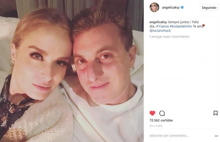 Post - Angelica/Instagram