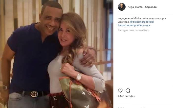 Publicação de Marco Antonio Teles (Reprodução/Instagram)