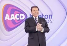 Silvio Santos no Teleton/SBT