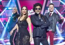 The Voice (Globo/Mauricio Fidalgo)