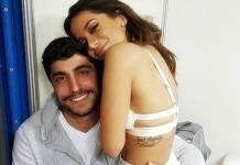 Thiago Magalhães e Anitta (Reprodução/Instagram/LeoDias)