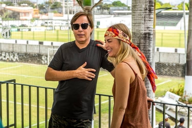 Tom e Angélica (Globo / João Cotta)