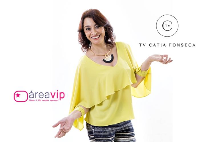 TV Catia Fonseca e Área VIP