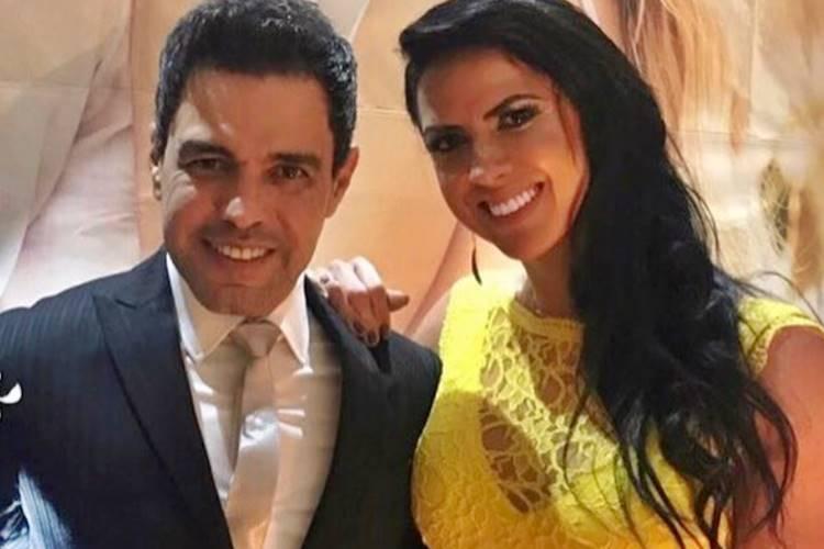 Zezé Di Camargo e Graciele Lacerda (Reprodução/Instagram)