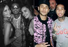 Emilly, Mayla Tyga e Neymar (Reprodução/Instagram e Instagram Stories)