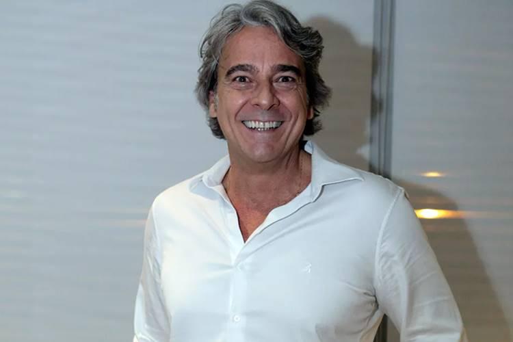 Alexandre Borges se casa em segredo com produtora portuguesa