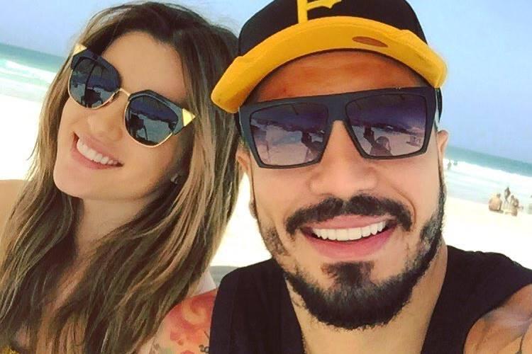 Aline e Fernando/Instagram