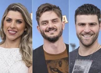 Ana Paulo, Marcos e Ié Ié - A Fazenda