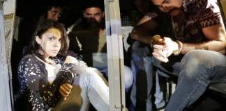 Apocalipse - Sandra presa (Munir Chatack/ Record TV)