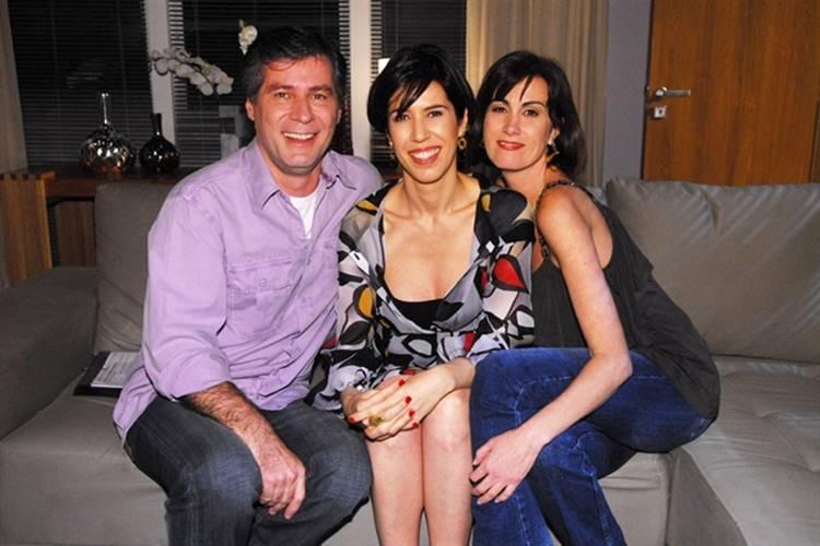 Beleza Pura - Raul - Suzy e Gina (TV Globo / Kiko Cabral)