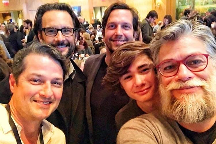 Brasileiros no Emmy Internacional (Reprodução/Instagram)