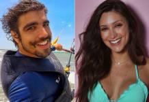 Caio Castro e Mariana d'Ávilla (Reprodução/Instagram)