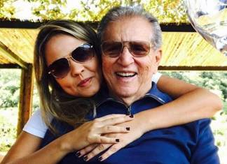 Carlos Alberto de Nóbrega e Renata Domingues (Reprodução/Instagram)