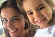 Deborah Secco e Maria For (Reprodução/Instagram)