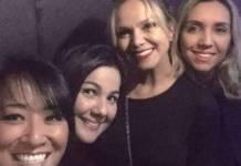 Eliana e amigas (Reprodução/Instagram)