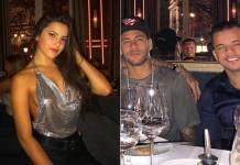 Emilly, Neymar e Jô Amâncio (Reprodução/Instagram)