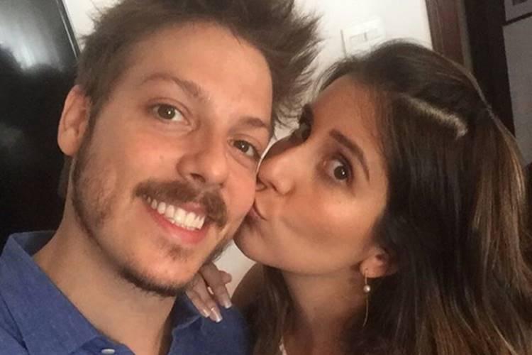 Fábio Porchat e Nataly Mega (Reprodução/Instagram)