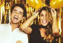 Felipe Andreoli e Rafa Brites/Instagram