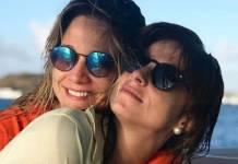 Fernanda Gentil e Pricisla Montandon (Reprodução/Instagram)
