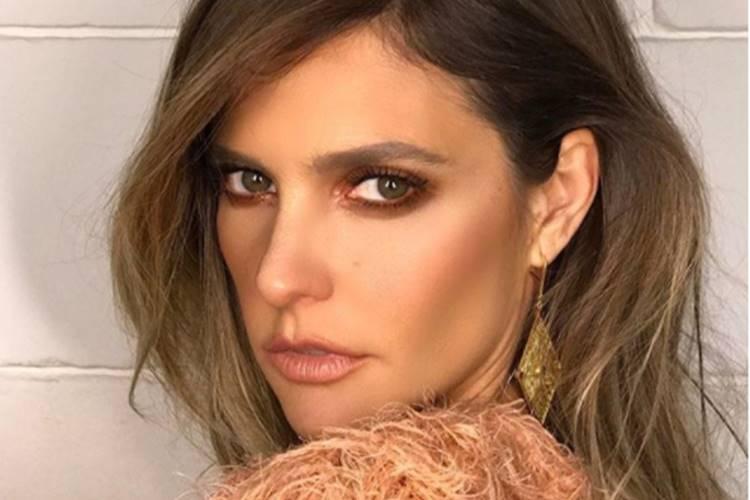 Fernanda Lima revela que escondeu gravidez para conseguir posto de apresentadora na Globo