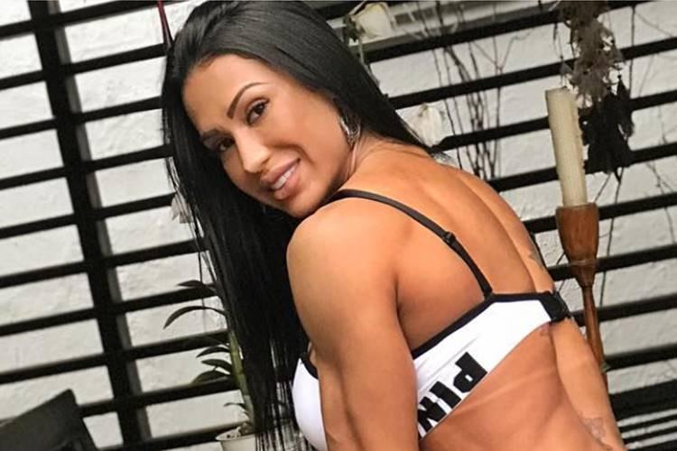 Gracyanne Barbosa fala sobre ter sido amante de Belo