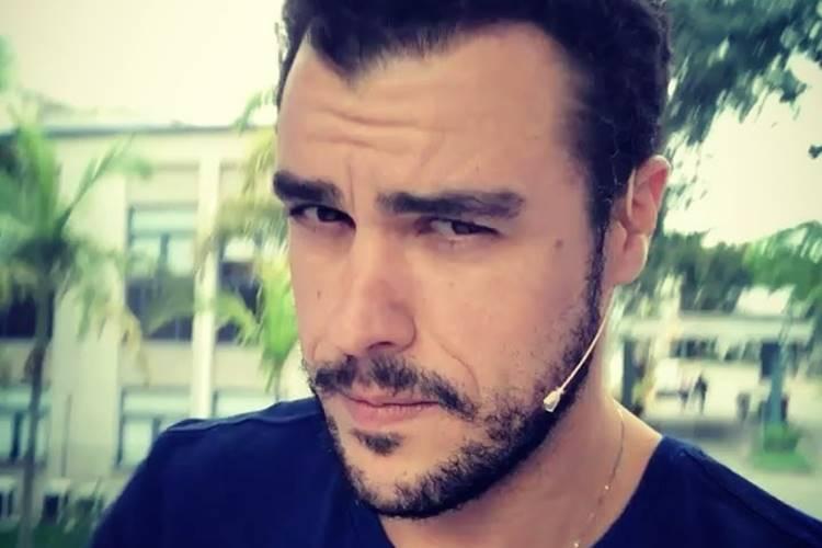 Joaquim Lopes deixa o 'Vídeo show' para fazer novela