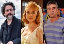 José Alfredo - Sônia - Raul (TV Globo/Alex Carvalho/João Miguel Júnior/Kiko Cabral)