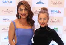 Juliana Paes e Carla Diaz (Reprodução/Instagram)