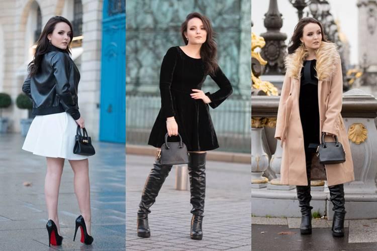 Larissa Manoela fotografa para sua linha de bolsas em Paris - Área VIP 060f22fdd2