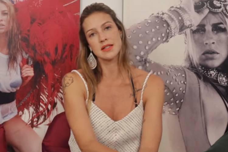 Luana Piovani diz que não adota criança por questões financeiras