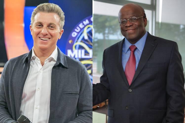 Huck se reúne com Joaquim Barbosa e pensa nele como ministeriável