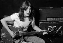 Malcolm Young/Facebook