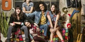 Malhação - Five (Globo/Sergio Zalis)