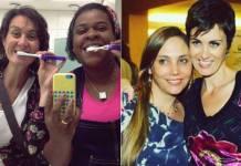 Márcia Cabrita, Cacau Protásio e Heloisa Périssé (Reprodução/Instagram)