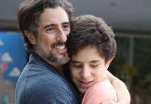 Marcos Mion e Romeo (Reprodução/Instagram)