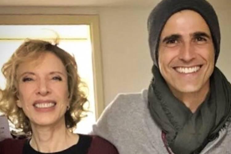 Marília Gabriela e Reynaldo Gianecchini (Reprodução/Instagram)