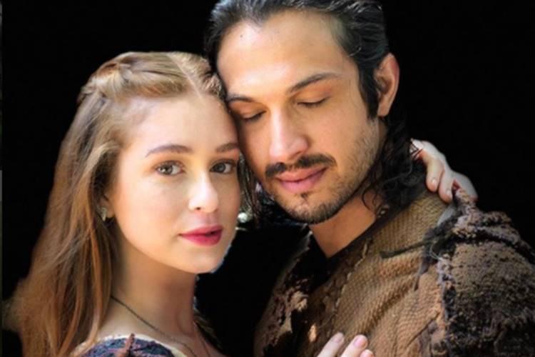 Marina Ruy Barbosa e Romulo Estrela (Reprodução/Instagram/fabriciomamberti)