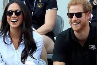 Meghan Markle e Príncipe Harry (Reprodução/Instagram)