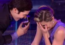 Nicolas Prattes e Mayara Araújo (Reprodução/TV Globo)