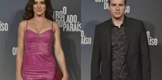 O Outro Lado do Paraíso - Clara e Patrick (Globo/Cesar Alves)