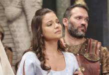 O Rico e Lázaro - Belsazar condena Joana à morte - Munir Chatack/ Record TV