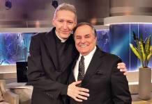 Padre Marcelo Rossi e Ronnie Von/Divulgação