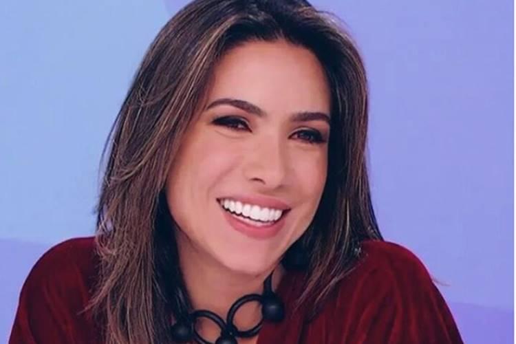 No Programa Silvio Santos, Lívia Andrade bate boca com Patrícia Abravanel
