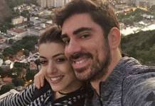Patrícia Cardoso e Marcelo Adnet (Reprodução/Instagram)