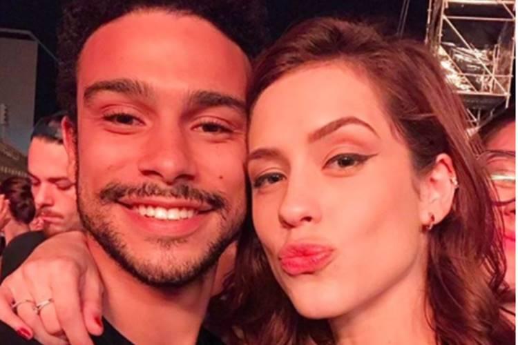 Sergio Malheiros e Sofia Abrahão (Reprodução/Instagram)