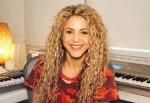 Shakira (Reprodução/Instagram)