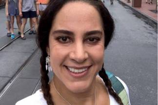 Silvia Abravanel (Reprodução/Intagram)